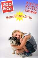 Beach-Party Zoo & Co 2016